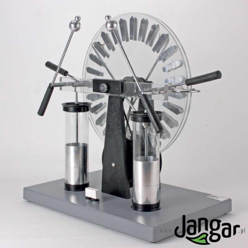 Maszyna elektrostatyczna (in. Maszyna Wimshursta)