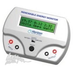 Monitor do pomiaru parametrów różnych energii odnawialnych